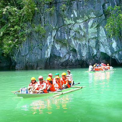 Puerto Princesa Subterranean River